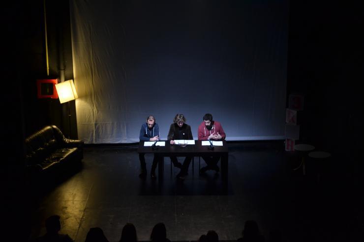 Lecture de texte - Laurent Seron-Keller, Sørn Mermillod Petry, Stephane Gasc,