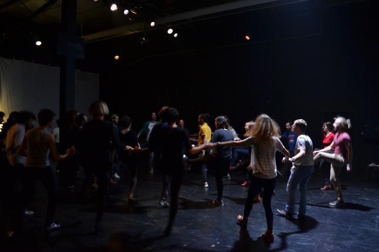 Yes We Dance - Transmission par Michaël Phelippeau